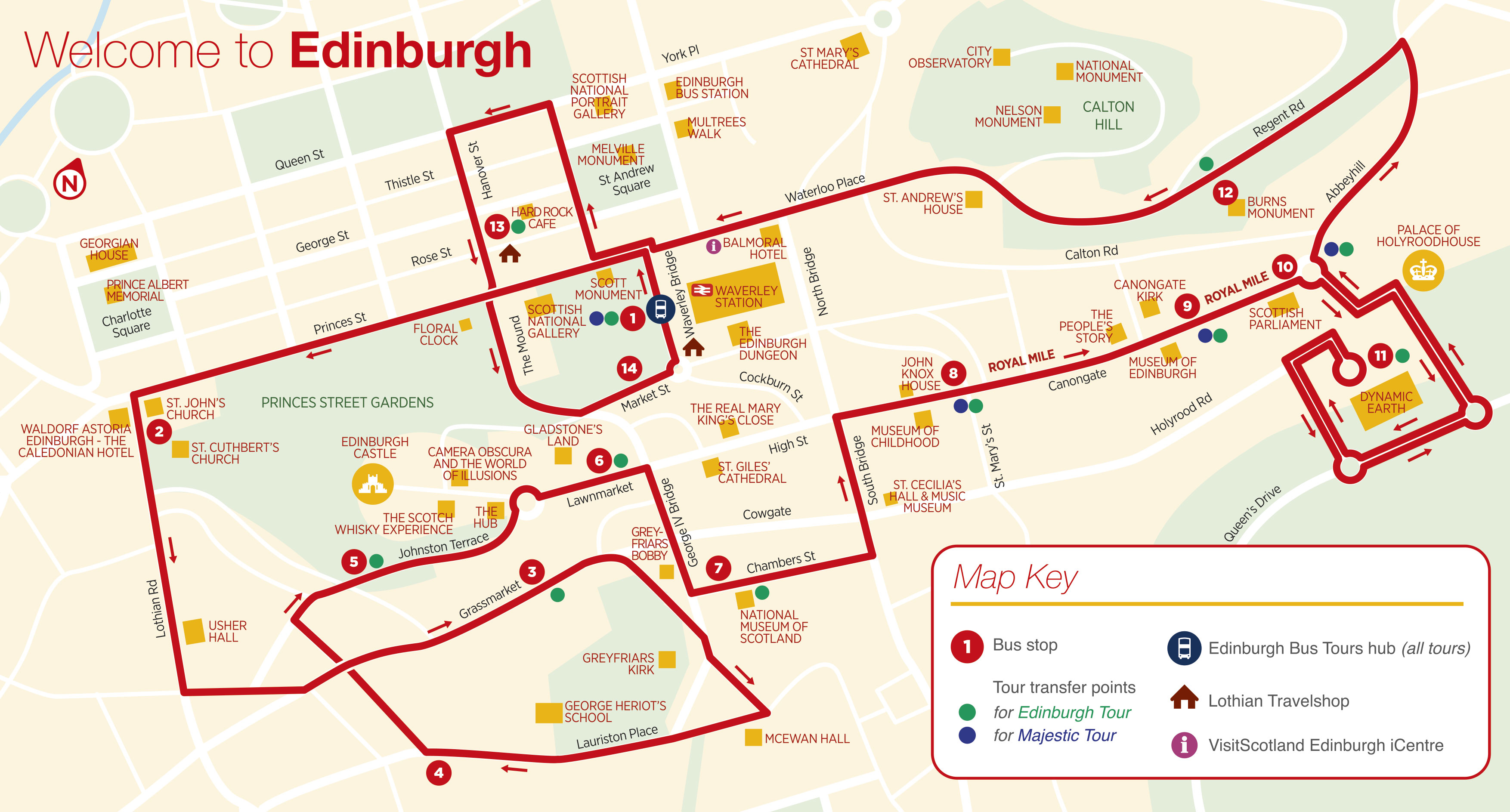 The Royal Edinburgh Ticket Edinburgh Schottland Online Buchbar